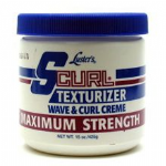 Texturizer Wave and Curl Creme Maximum Strength-15oz / 425 G